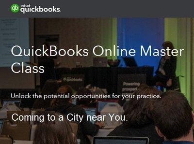 QuickBooks Online Master Class