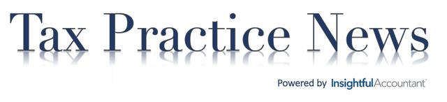 Tax Practice News