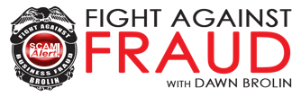 Fight Against Fraud Dawn Brolin