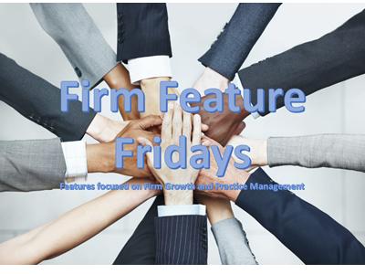 Firm Feature Fridays