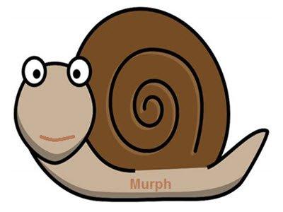 Murph at Snail-pace
