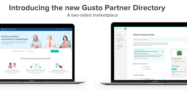Gusto for Partners