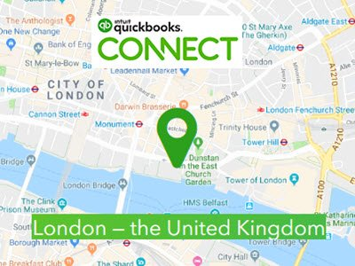 QuickBooks Connect London (Map)