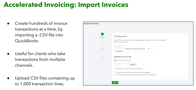 Intuit Announces New Features for QuickBooks Online Advanced