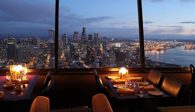 Seattle_Space_Needle_View