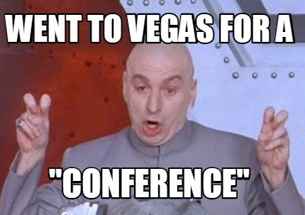 Conference Meme