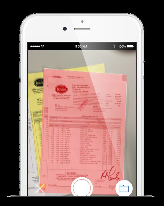 xtraCHEF Mobile Invoice Capture