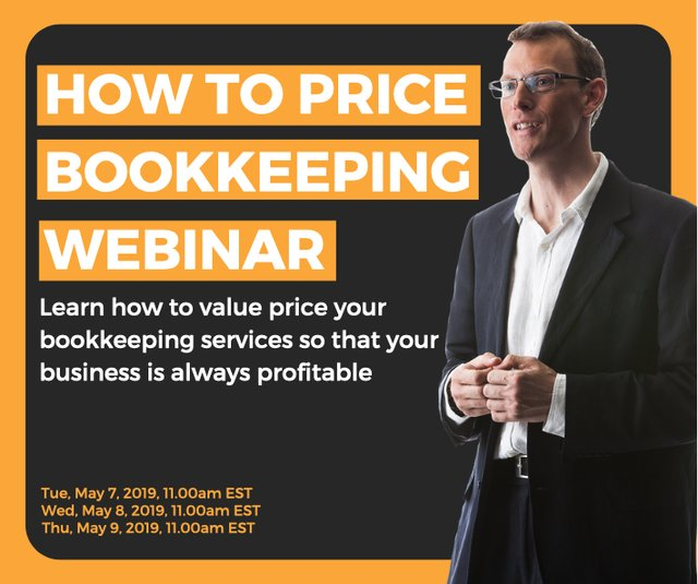 Mark Wickersham How to Price Bookkeeping