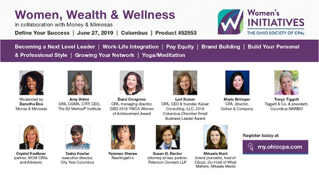 Women Wealth Wellness Conf